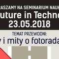 FiT-Future in Technology - weź udział w seminarium naukowym! - techniki radarowe, kontrola prędokości, fotoradary, wstęp