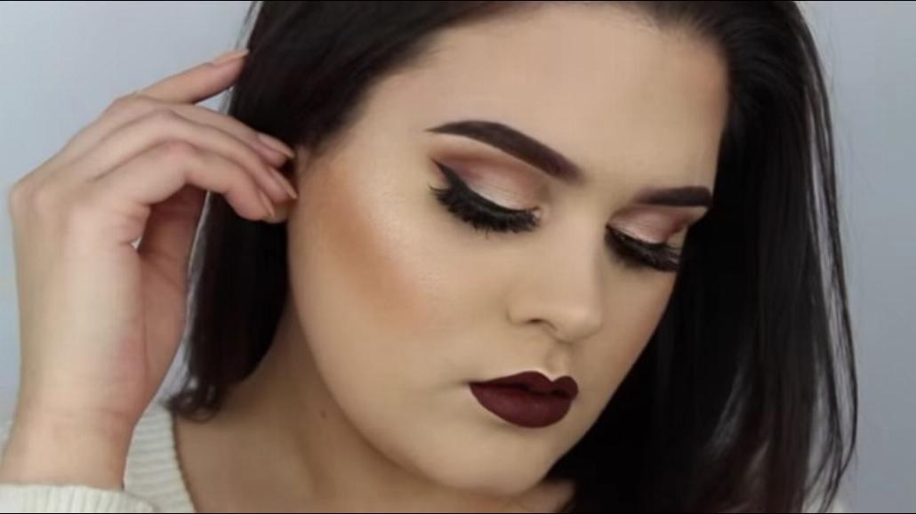 Idealny makijaż dla brunetki [WIDEO]