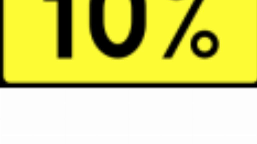 """T-9 """"tabliczka wskazująca rzeczywistą wielkość"""