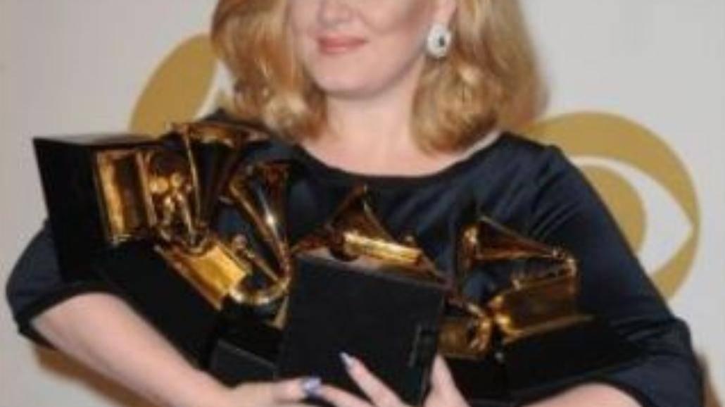 Grammy 2012: Adele miażdży konkurencję
