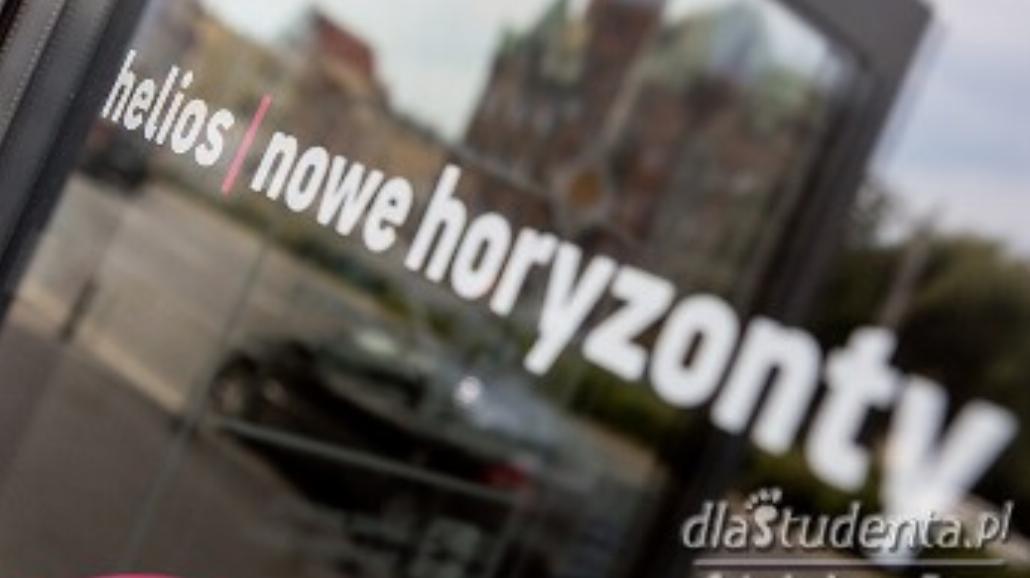 Helios Nowe Horyzonty: zobacz repertuar na weekend