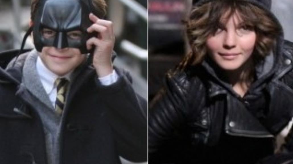 """Młody Batman w zwiastunie """"Gotham"""""""