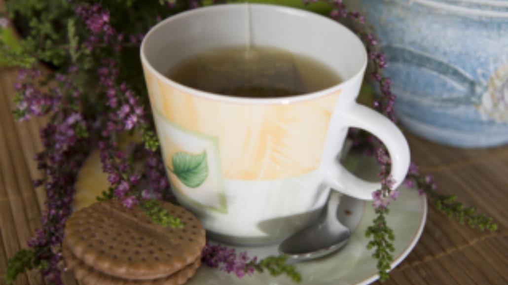 Zimowy aromat herbaty