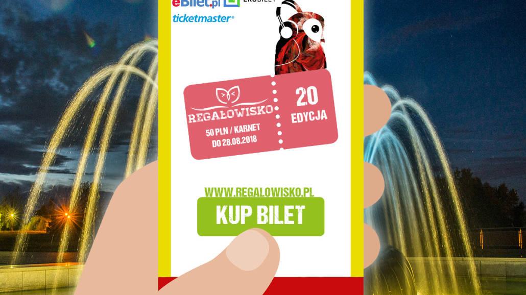 Festiwal Regałowisko Bielawa - ruszyła sprzedaÅź biletÃłw