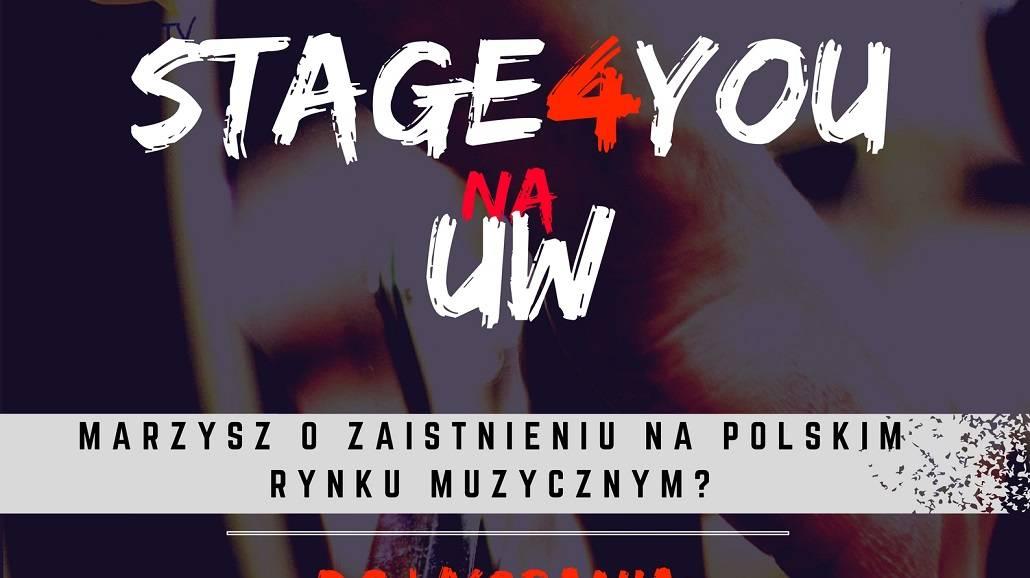 Weź udział w Stage4U i zagraj na jUWenaliach!