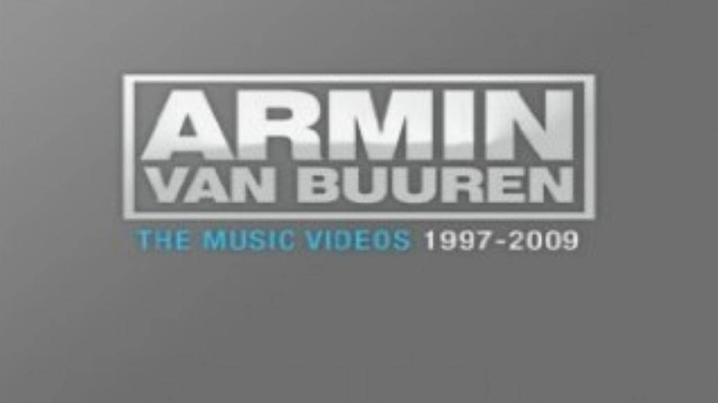 "Armin Van Buuren - ""The Music Videos 1997-2009"""