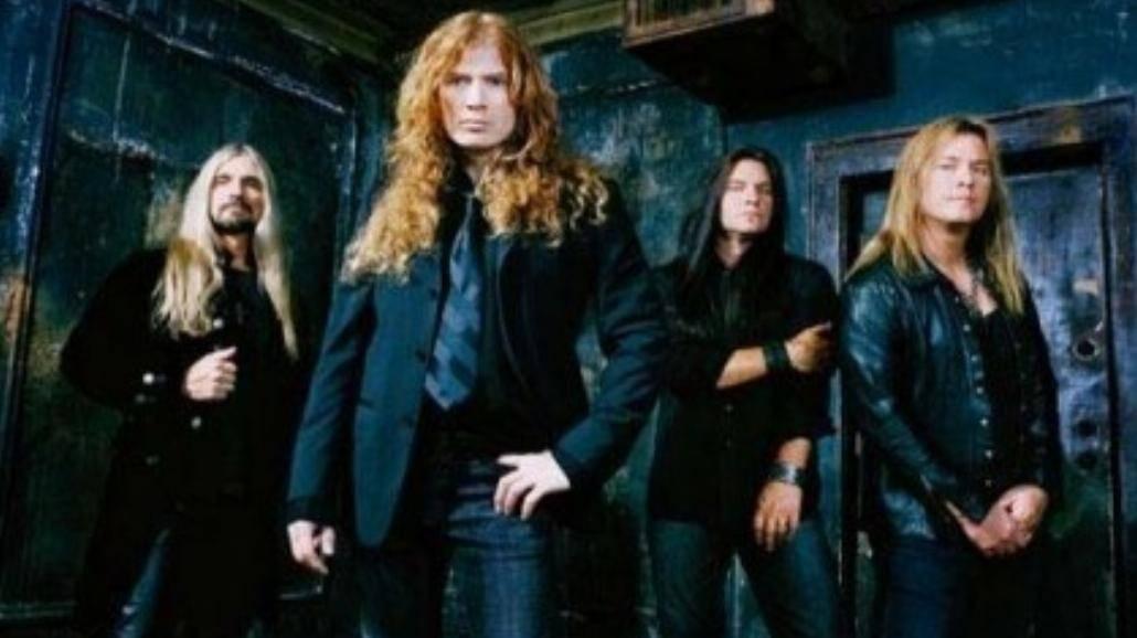 Megadeth gwiazdą Metalfestu!