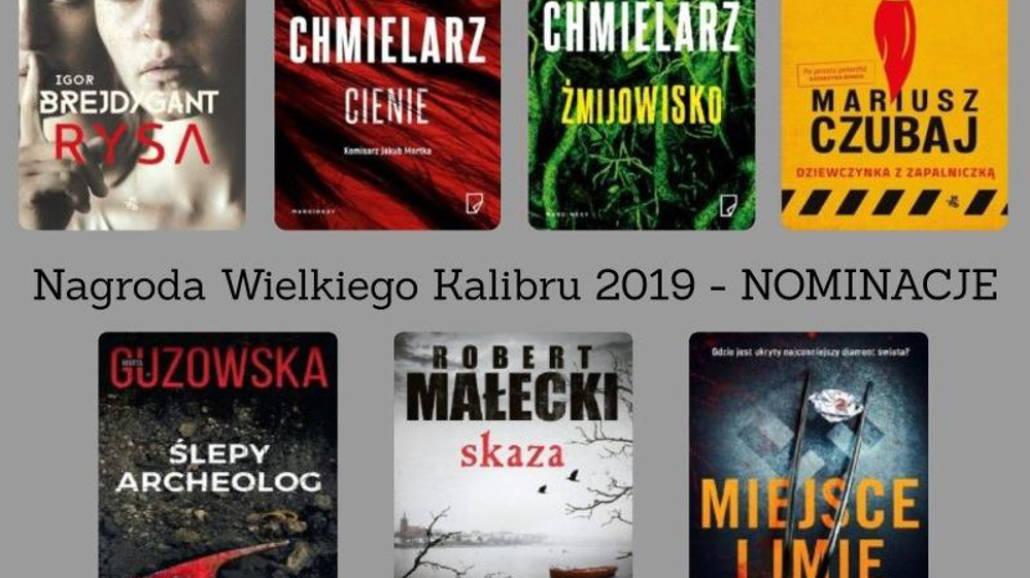Nagrody Wielkiego Kalibru 2019