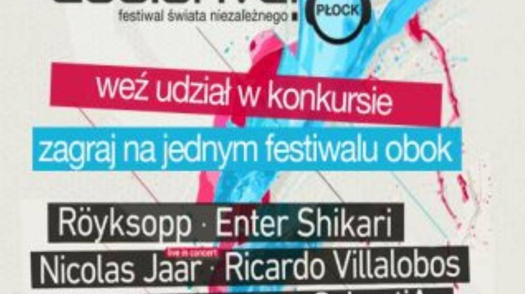 Zagraj na festiwalu Audioriver!