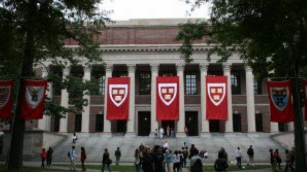 Uniwersytet Harvarda wygrywa prestiżowy ranking