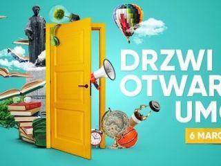 Drzwi Otwarte UMCS 2020 w marcu - informacje i program - Dni otwarte, Program, Atrakcie, Kierunki, Strefy, Wydarzenia Lublin marzec 2020