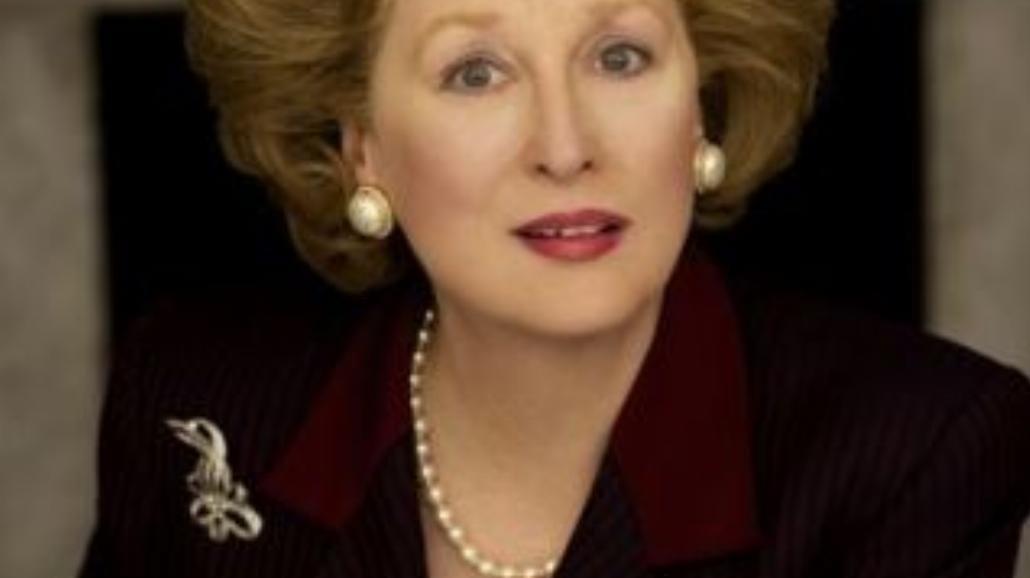Meryl Streep jako Żelazna Dama w polskich kinach