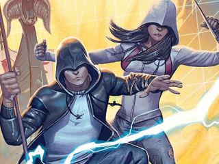 """Nowa książka z serii """"Assassin's Creed"""" dla młodzieży wkrótce w sklepach - premiera, książka, 2018, opis"""
