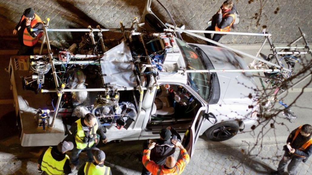 Samochody Jamesa Bonda na ulicach Rzymu [ZDJĘCIA]