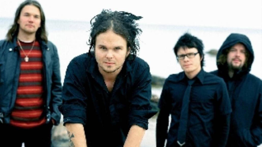 Dłuższy koncert The Rasmus