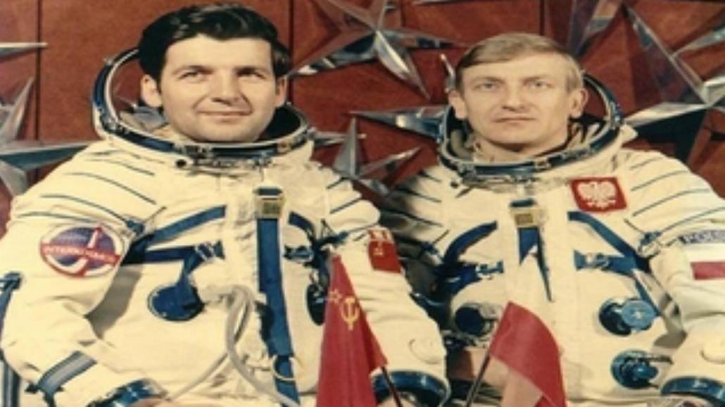 30 lat temu pierwszy Polak poleciał w Kosmos