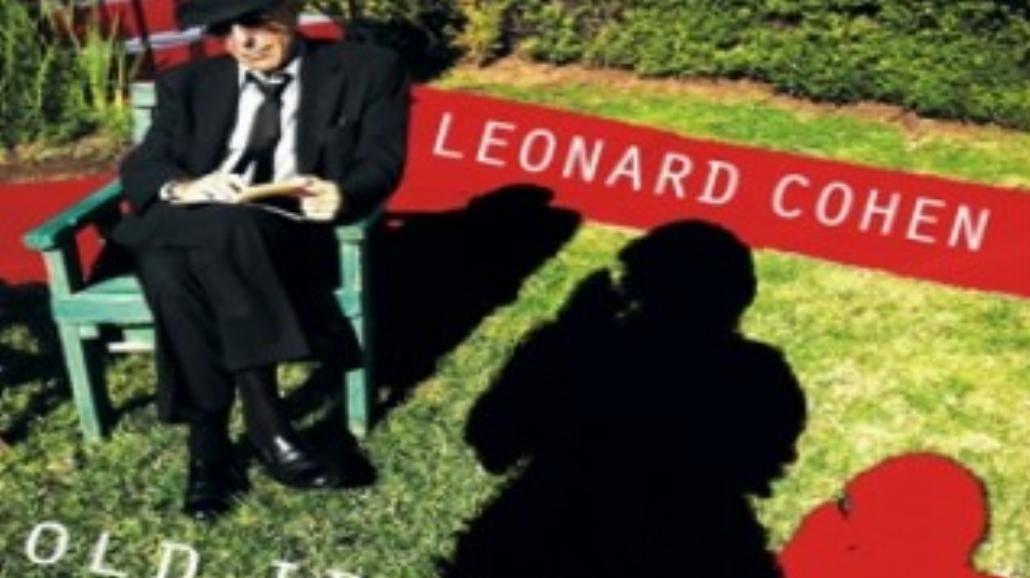 Nowa płyta Leonarda Cohena
