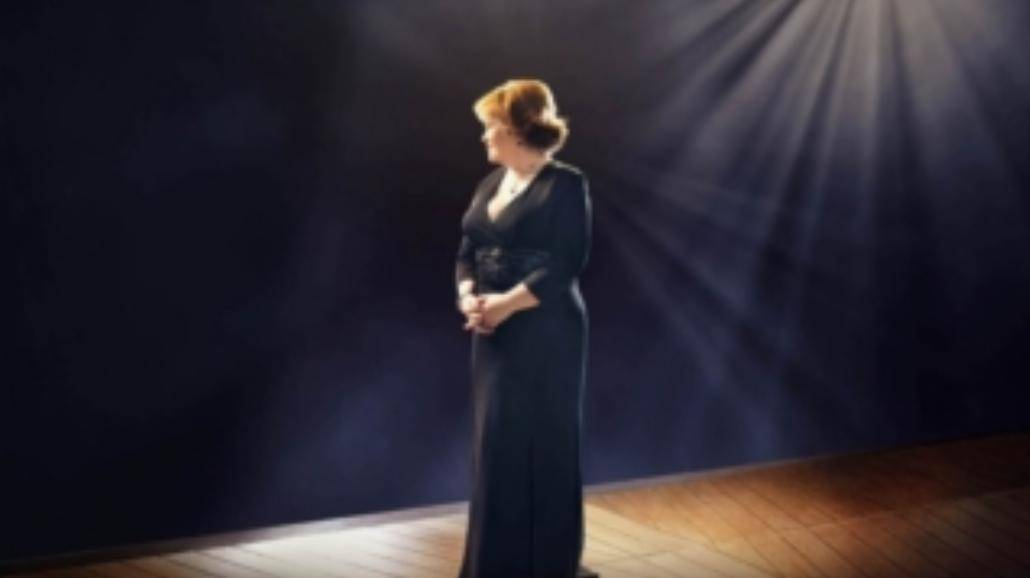 """Standing Ovation"" Susan Boyle"