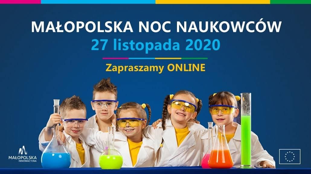 Małopolska Noc NaukowcÃłw 2020