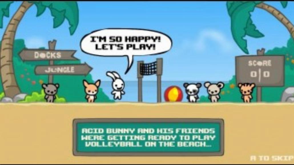 Nowości na Wyspa Gier: Acid Bunny 2