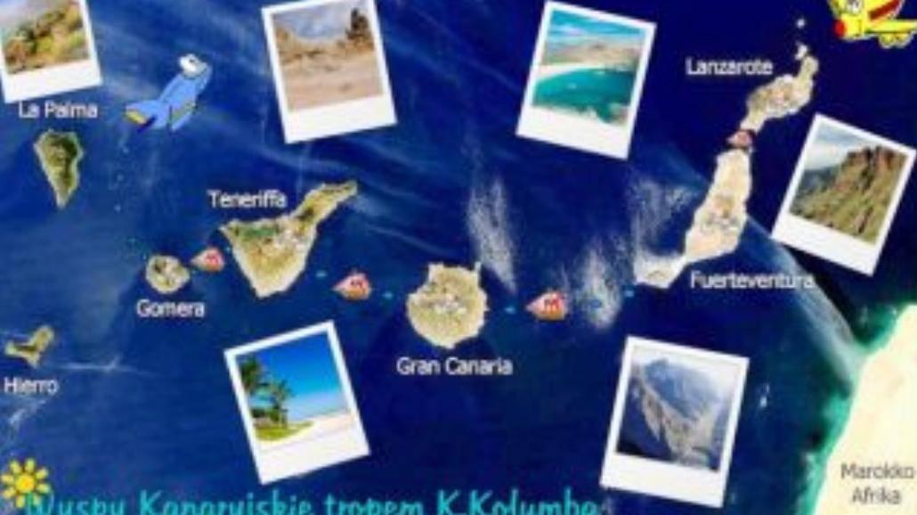 Wyprawa na Wyspy Kanaryjskie tropem Kolumba