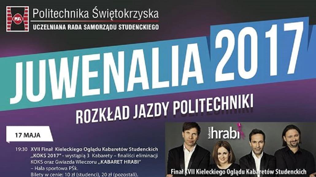 Juwenalia Politechniki ÅšwiÄ™tokrzyskiej 2017