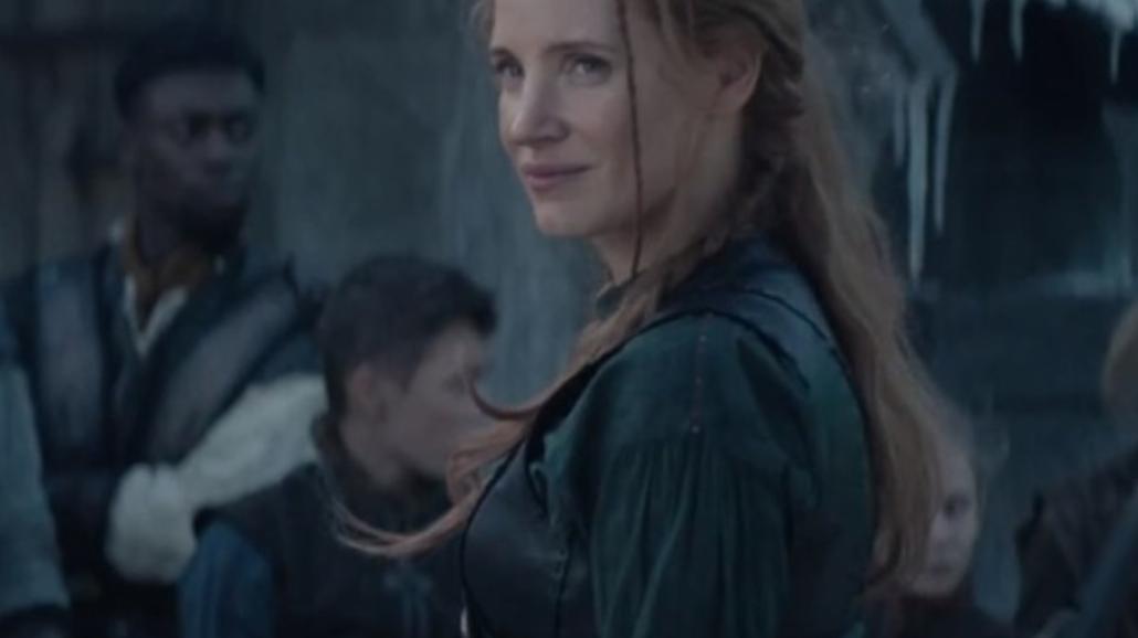 """Jessica Chastain i Emily Blunt w zwiastunie """"Łowcy i Królowej Lodu"""" [WIDEO]"""