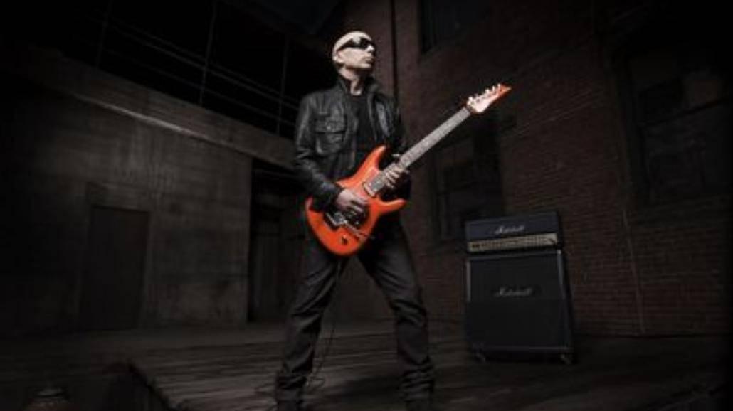 Jedyny koncert Joe Satrianiego w Polsce!