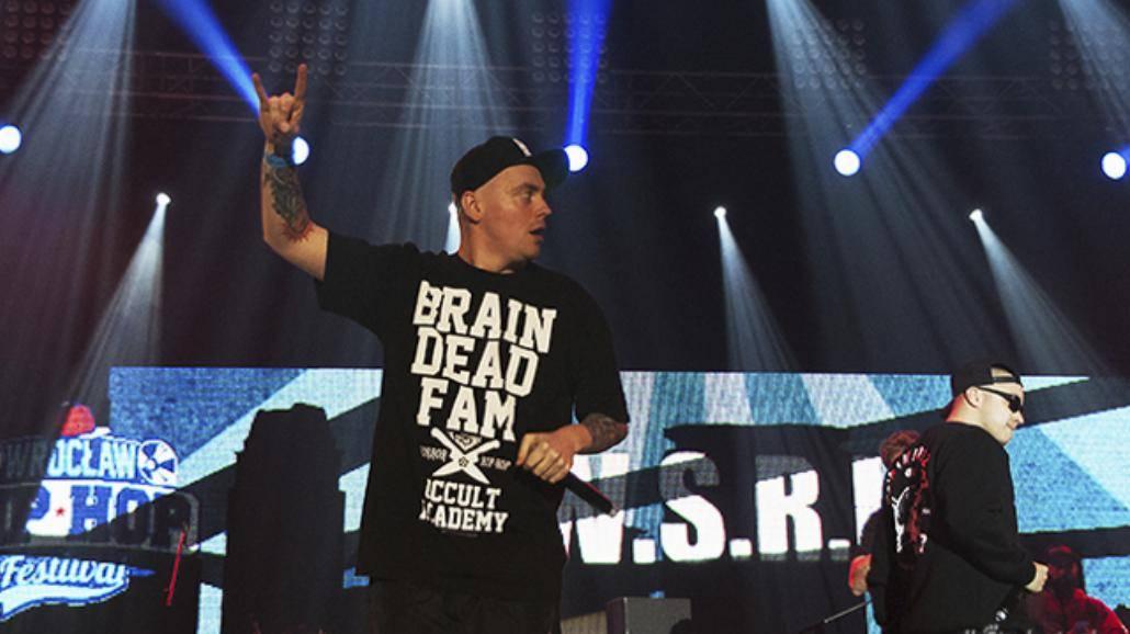 Wrocław Hip Hop Festiwal - spora dawka rapu w mieście stu mostów [ZDJĘCIA]