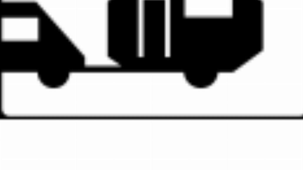 """T-23e """"tabliczka wskazująca pojazdy z przyczepą"""