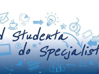 Od studenta do specjalisty - program wsparcia dla niepełnosprawnych studentów - szczegóły, osoy z niepełnosprawnością, doświadczenie zawodowe, warsztaty
