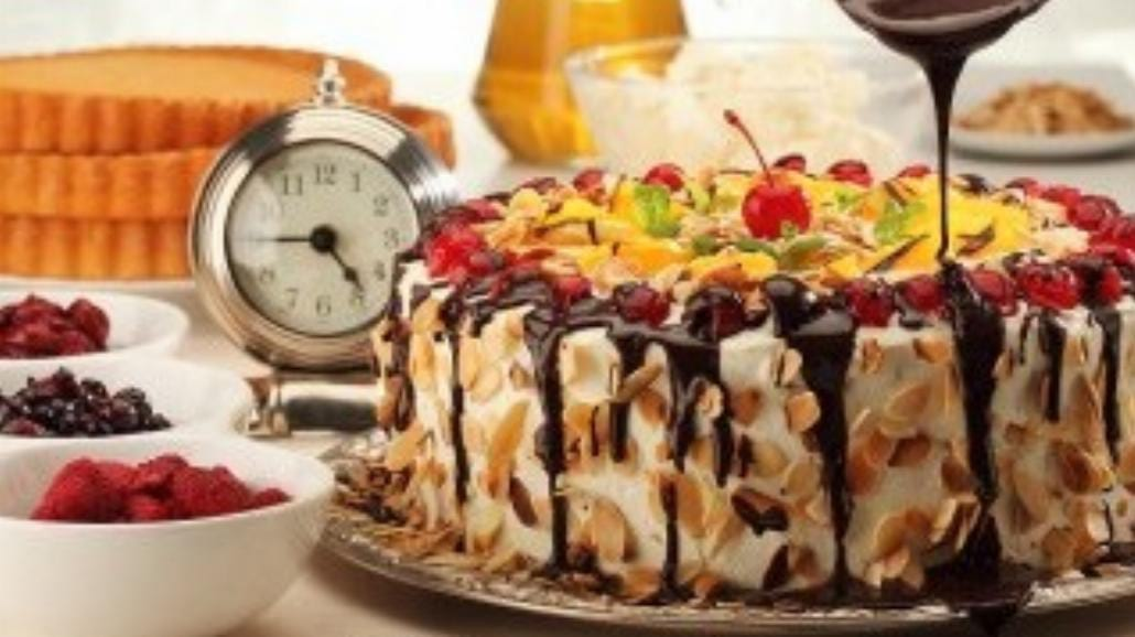 Udany tort w 15 minut?