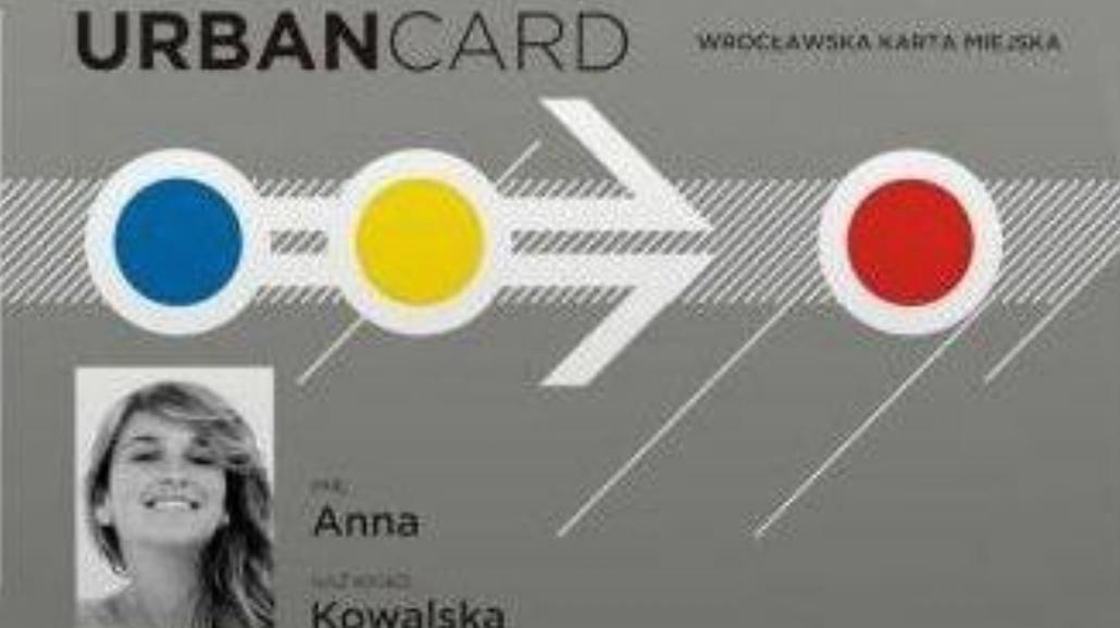 Urbancard zakodujesz na swojej legitymacji