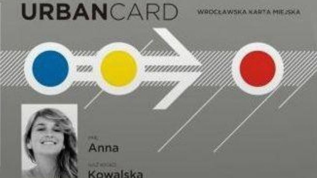 Wrocławianie niechętnie wyrabiają Urban Card