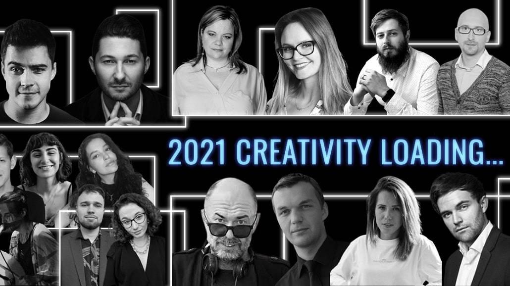 2021 CREATIVITY LOADING - infomracje