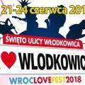 Niedługo startuje Święto Ulicy Włodkowica - koncerty 2018, WrocLove Fest, Święto Wrocławia 2018, ulica Włodkowica