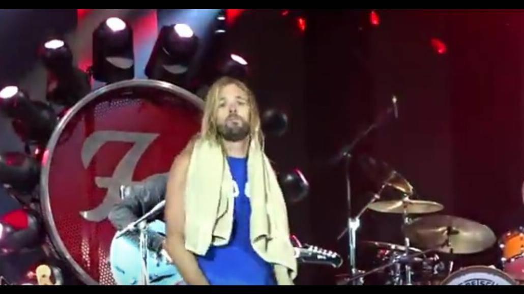 Foo Fighters zaprosili na swój koncert niesamowitych gości. Zobaczcie jakich! [WIDEO]