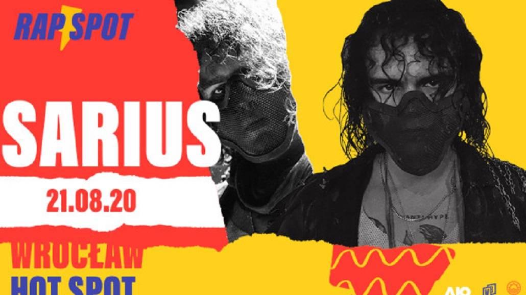 Sarius koncert 2020