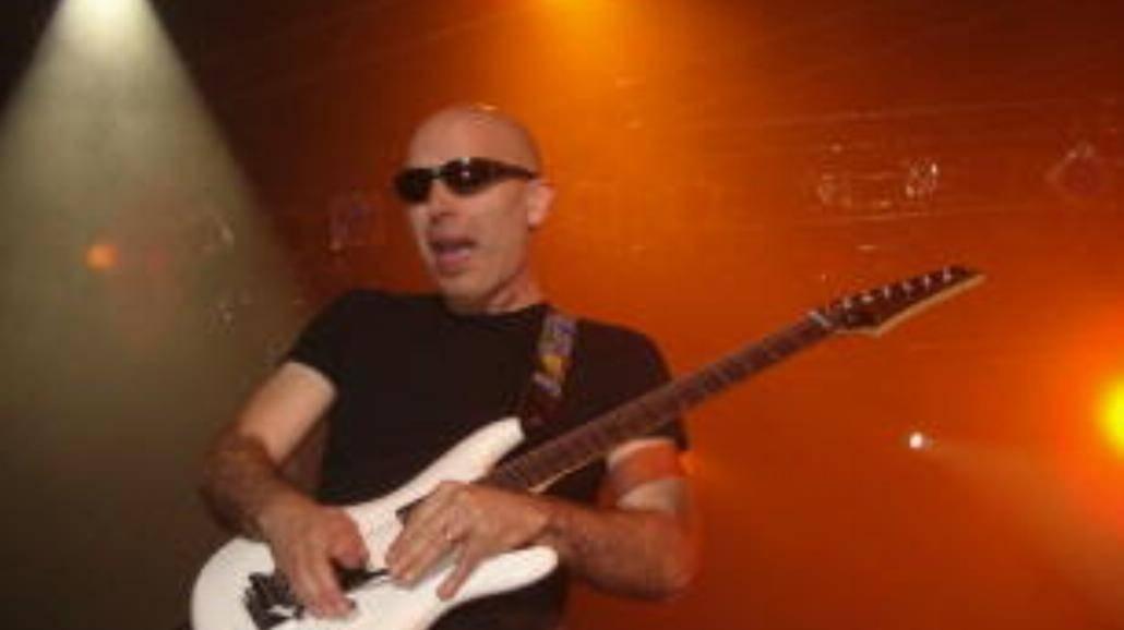 Joe Satriani – chłopak z gitarą