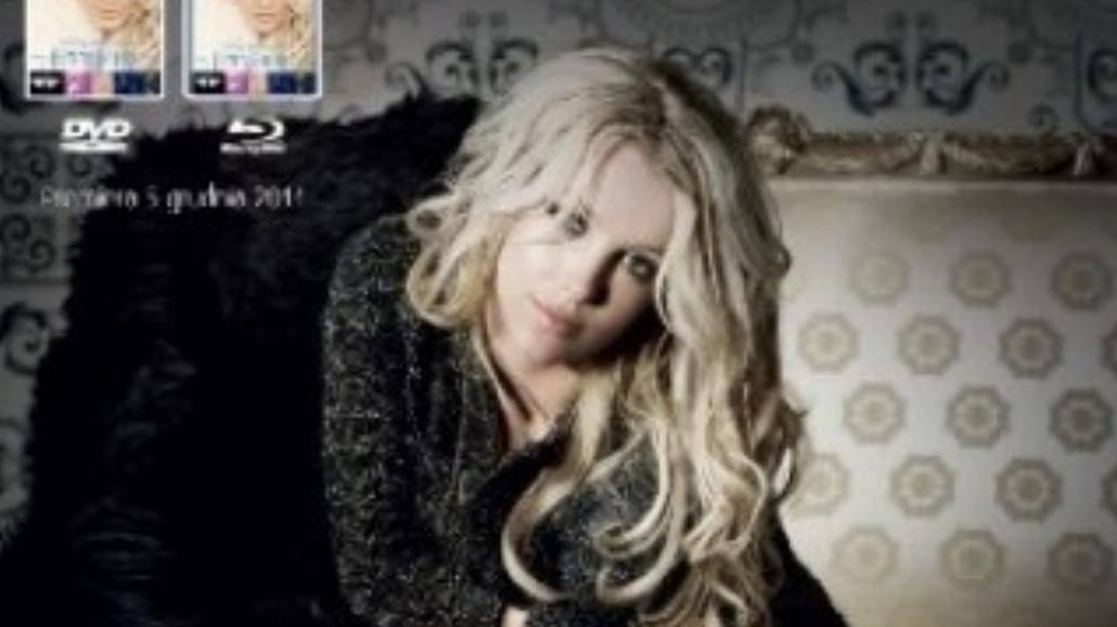 DVD Britney Spears przedpremierowo w stolicy