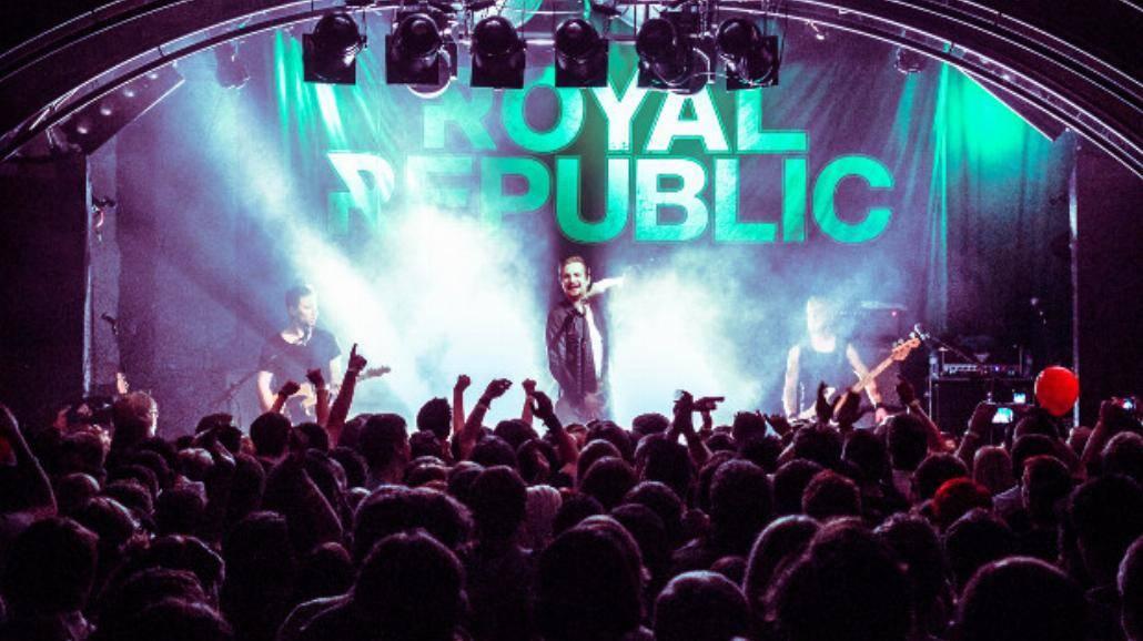 Royal Republic zagra w Warszawie