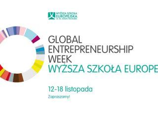 Światowy Tydzień Przedsiębiorczości - WSE zaprasza na bezpłatne wykłady i wasztaty - tematy, program, zgłoszenia, zajęcia, warsztaty
