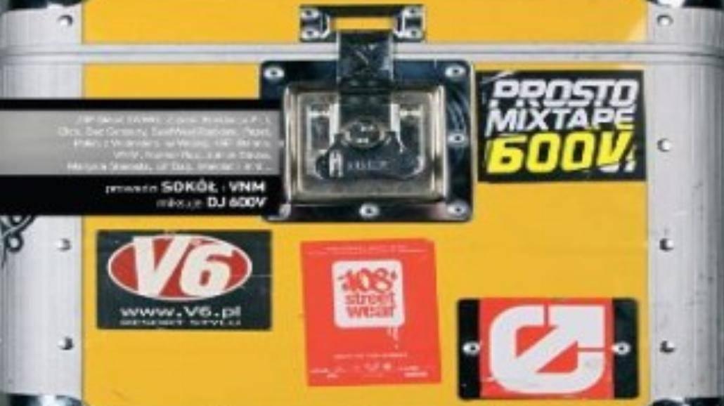 Prosto Mixtape 600V – oficjalna tracklista