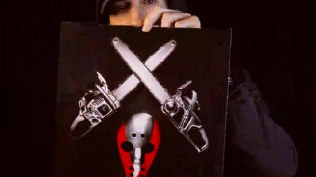 """Eminem pokazał okładkę albumu """"Shady XV"""""""