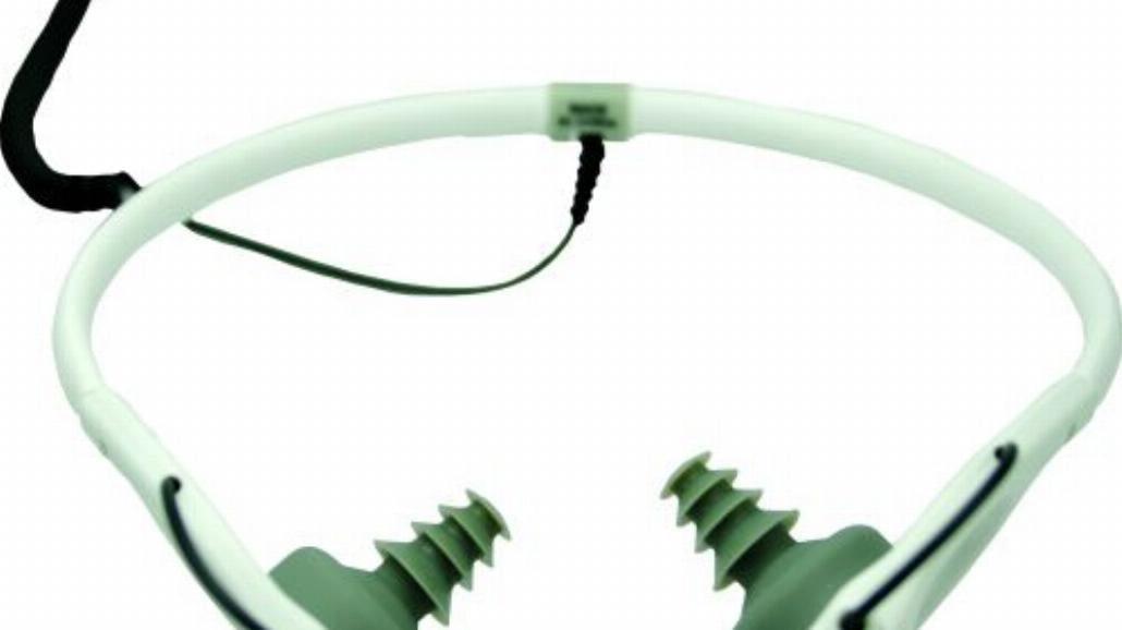 Słuchawki H2O Audio – z muzyką w odmęty
