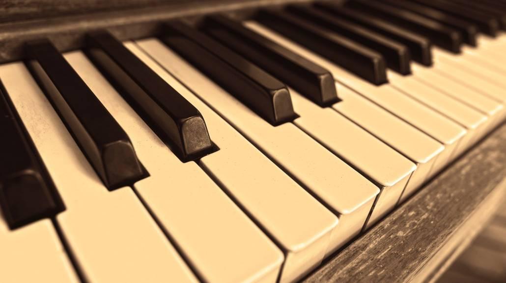 scenotechnika pianino
