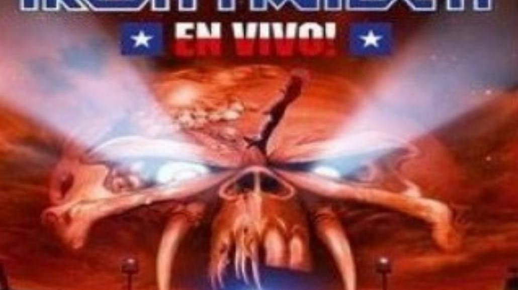 """Iron Maiden - """"En Vivo"""""""