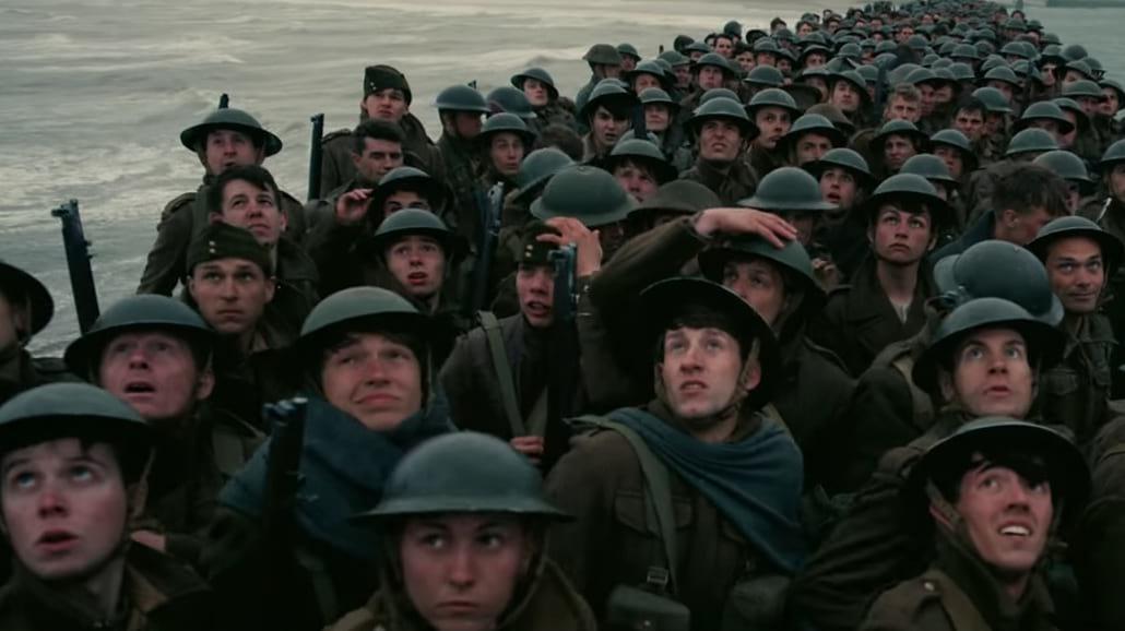 Pierwsza zapowiedź filmu wojennego od Christophera Nolana [WIDEO]