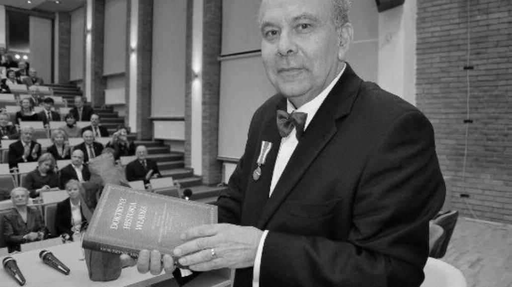 Zmarł profesor Wiesław Kozub-Ciembroniewicz