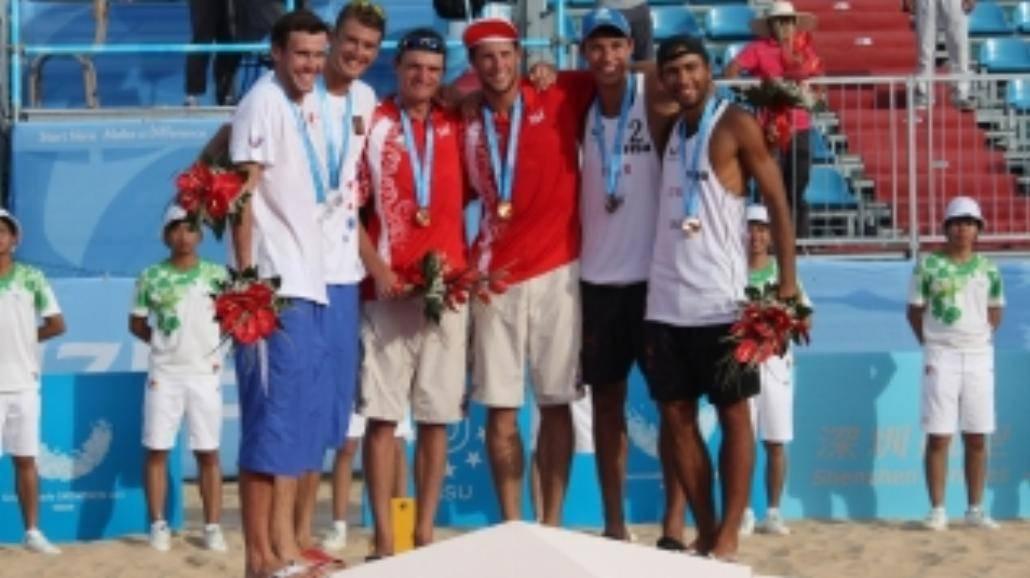 Shenzhen 2011: Kolejny komplet medali